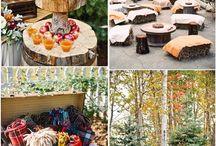 karl and Kasia's fall wedding
