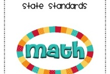 Common Core Standards / by Stephanie Neel