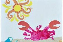 peinture  enfant