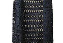 Crochet Jachet and Vest