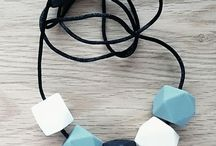 chewbeads / Teething necklaces  Purukoru@gmail.com
