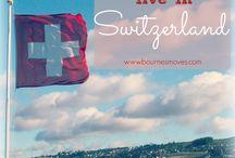 Moving to Switzerland