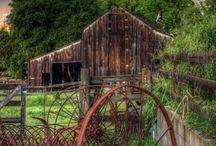 Good old barns