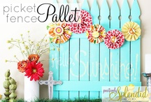 Holiday--Spring / Crafts and home decor for spring