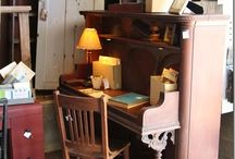 Pianohuonekaluja