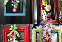 Easy christmas decorations for wall