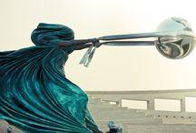 esculturas incribels