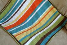 CROCHET - FREE Blanket and Afghan Patterns / Free Blankets and Afghan Crochet Patterns / by Oombawka Design
