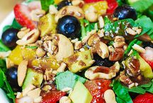 Salads / by Joy White