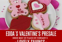 Valentine's Day Presale 2016 / Our #Valentines Pre-Sale is on! Download our #ValentinesDay order form here: http://ow.ly/XTmJm #EddasCakes