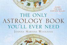 Livros de Astrologia / Livros para estudantes de astrologia