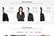 Web design - templates