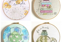 Bastidores / Embroidery hoops