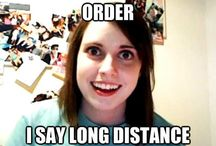 Overly attached biyatch