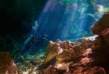 The cenotes of Mexico