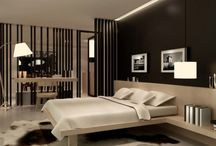 bedroom desing & lighting