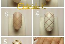 modele unghii step by step