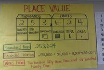 Math- Place Value / by Janice Fletcher