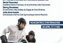 Les sports au Séminaire / École secondaire privée Séminaire Sainte-Marie  Shawinigan