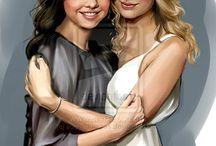 Selena Gomez & Taylor Swift / Besties  BFF :D