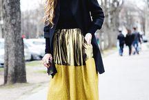 Streetstyle - gold