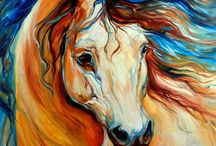 Animals- Horses