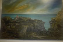 oil paint art realistic