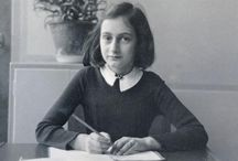 Anne Frank and her family / Anne Frank 12-06-1929 / **-02-1945