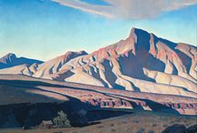 Paintings of Rocky Landscapes