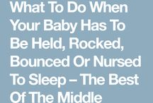 How to put baby to sleep