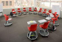 sala de clasă  modernă
