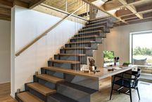 Architecture / Exterior and Interior Architecture