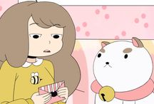 [aes|tv] bee and puppycat / Pick up my groceries, peasant!