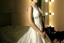 Wedding Dress by Oscar Daniel / Oscar Daniel Design