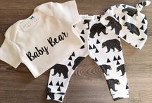 Organic Legging & Short Sets / Organic Cotton Leggings, Hats, Headbands, & Onesies