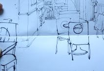 Urban sketches - Kry García