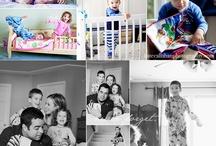 PHOTOGRAPHY: family photo shoot ideas
