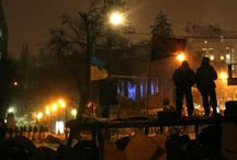 Maidan Revolution 2013-2014 / A visual tour of the revolt in Kiev  / by Patrick McSherry