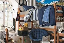 Henry's Dorm Ideas / by Barbara Matiatos