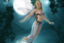 Hadas, elfos, duendes e ilusiones / Los sueños!!!