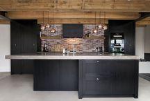 Kitchen design / Een greep uit onze eigen handgemaakte keukens