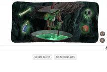 Favorite Google Doodles / by Betty Sze