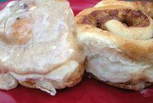 Frozen Bread Dough Recipes / by Kathie Spargo