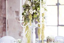 Deko-Inspirationen / Die schönsten Farbkombinationen, kreative Deko-Elemente und passende Hochzeitsaccessoires für eure Hochzeit.
