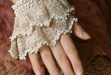 glamorous gloves ✌
