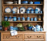 Cornishware Sale / We've got 50% our discontinued lines and 1/3rd off our blue and red seconds till the end of June 2015.