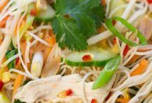 noodle salad recipes