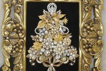 arte com jóias