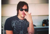 It's the finger / We all know norman loves to show off the birdie. So why not make a board about it? / by TheWalkingDeadFan
