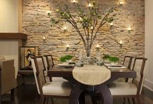 Dining room ideas / inspiration for dining room